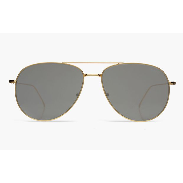 Linate-Gold-With-Silver-Lenses-Front-Lo-Res