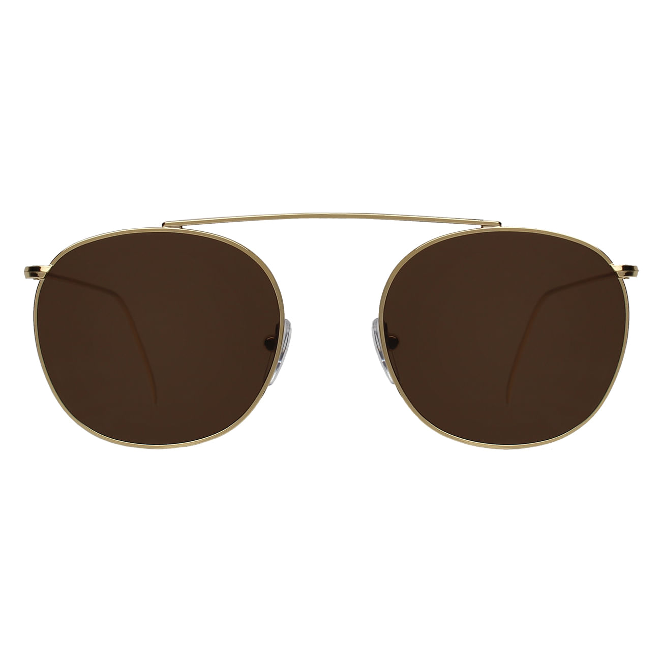 SQUARE-Mykonos-II-Gold-With-Brown-Lenses-Front-Hi-Res